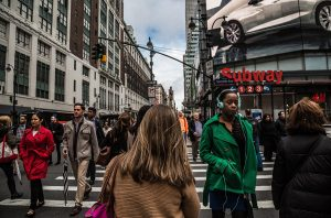 Crowded City Street | Global Dynamic Technology