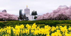Salem, Oregon Capitol Building | GDTech